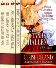 The Stanhope Challenge: The Quartett