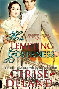 His Tempting Governess