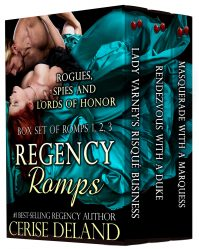 Regency Romps Box Set