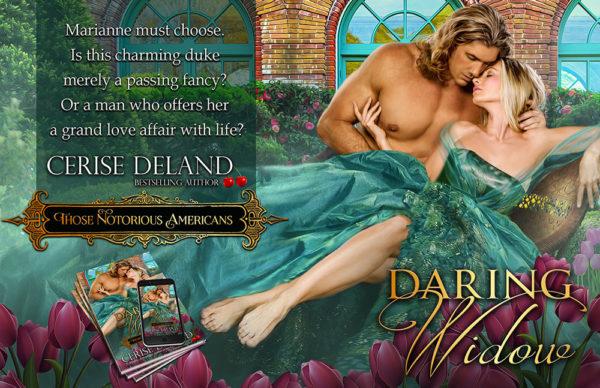 Daring Widow Banner