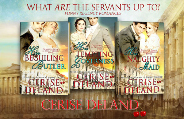 The Delightful Doings in Dudley Crescent Series