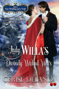 Lady Willa's Divinely Wicked Vicar